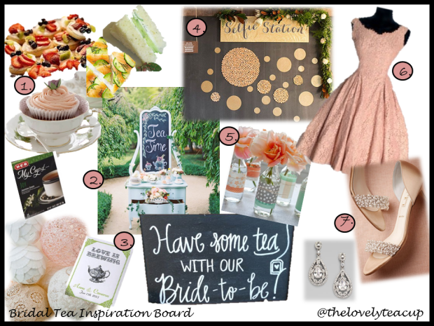 Inspiration Board - Bridal Shower