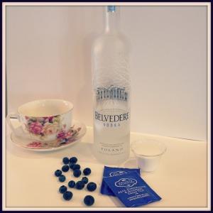 Very Berry Teani Vodka
