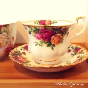 Porecelain Tea Cup